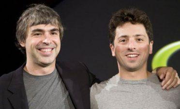 Google'ın kurucuları Sergey Brin ile Larry Page istifa etti