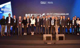 İTÜ ARI Teknokent, teknoloji öne çıkan firmaları ödüllendirdi