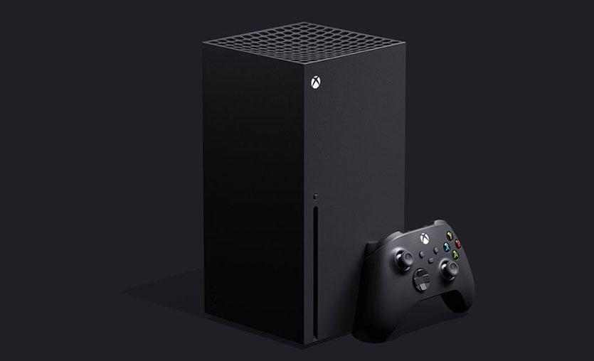 Microsoft yeni nesil konsolu Xbox Series X'i görücüye çıkardı