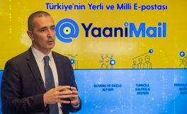 Turkcell'in yerli e-posta servisi YaaniMail tanıtıldı