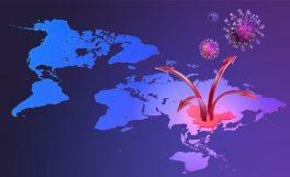 Corona virüsünün yayılımını takip edebileceğiniz gerçek zamanlı harita
