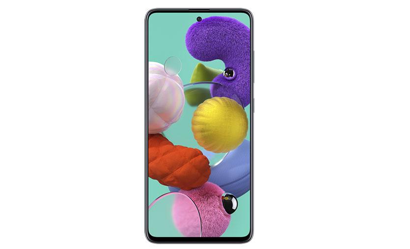 Samsung'un yeni Galaxy A51 modeli Türkiye'de satışta