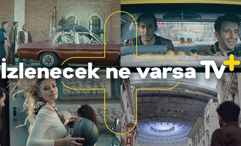 TV+'ın yeni reklam filmi yayında