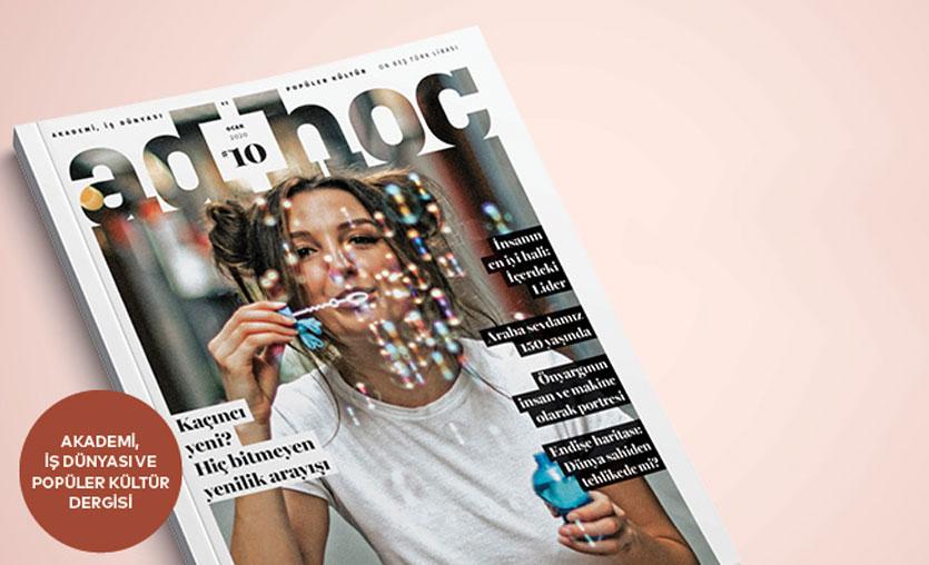 Ad Hoc, Ocak sayısıyla bayilerde
