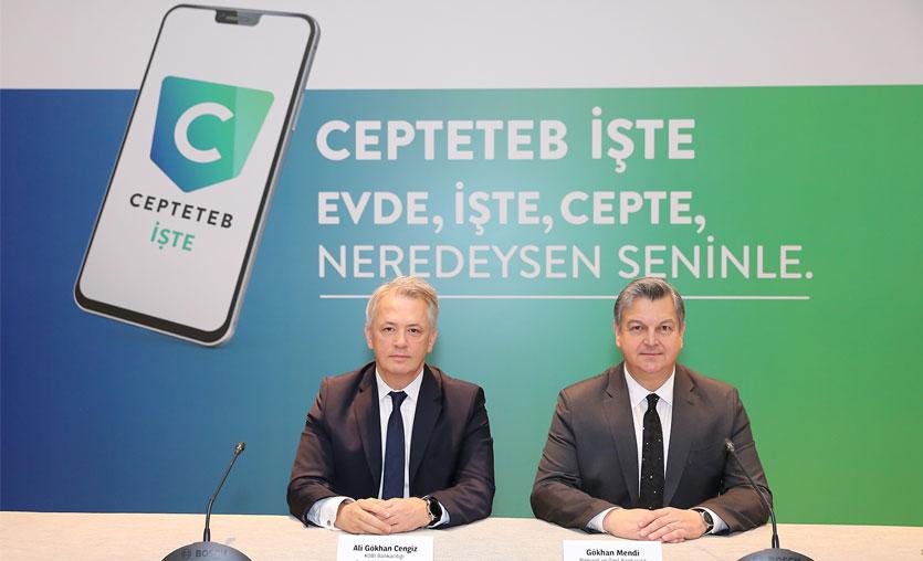 TEB'den KOBİ ve işletmeler için yeni platform: CEPTETEB İŞTE