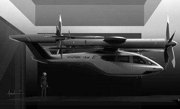 CES 2020: Hyundai ve Uber'den 'uçan taksi'