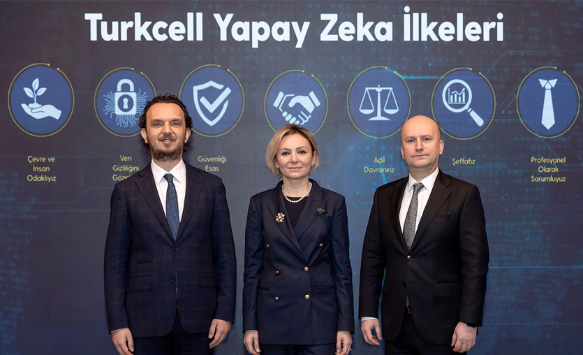 Turkcell Yapay Zeka İlkeleri'ni açıkladı