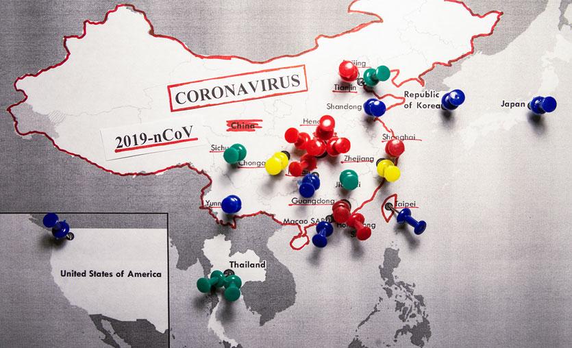 Coronavirüsünü gerçek zamanlı takip edebileceğiniz uygulamalar