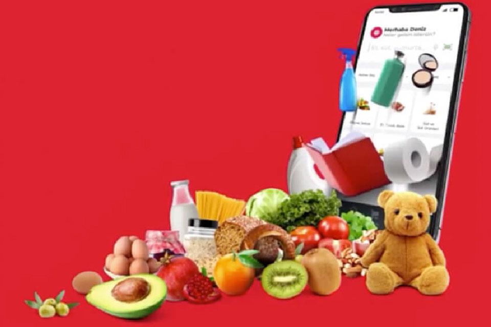 Online süpermarket istegelsin şimdi Ankara'da