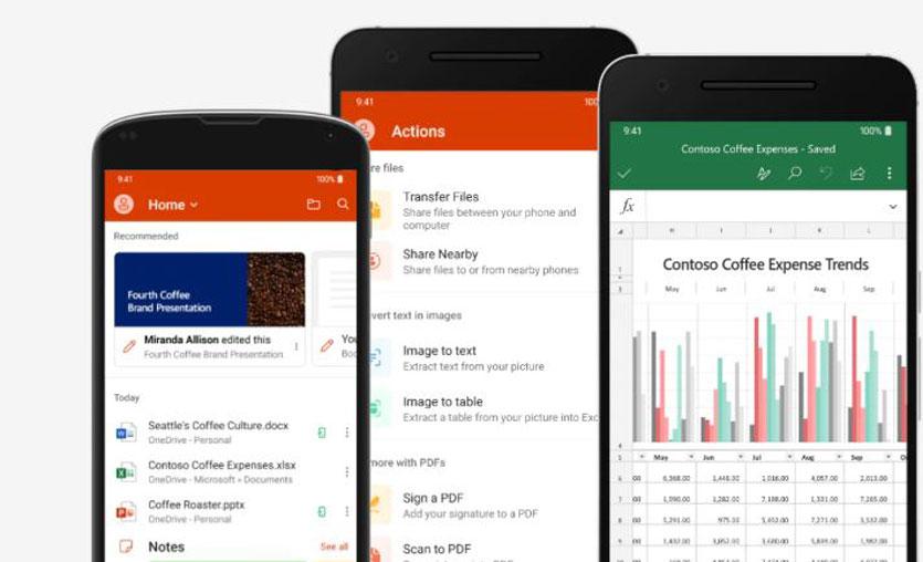 Microsoft'un tek çatı altında topladığı Office uygulaması Apple kullanıcılarına da açıldı