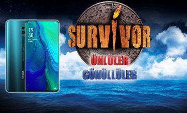 Oppo, Survivor'a sponsor oldu