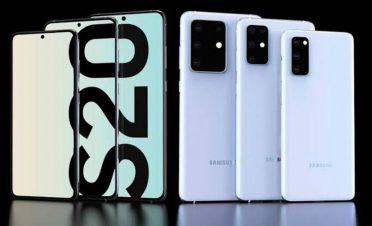 Samsung Galaxy S20 için beklenen gün geldi