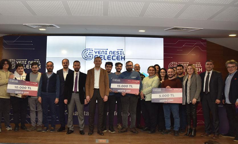 """Türk Telekom'un """"Yeni Nesil Gelecek"""" projesinin ilk fazı tamamlandı"""