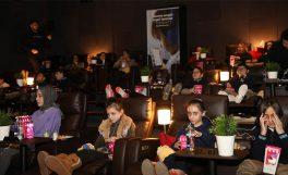 Turkcell görme engelli çocukların sinema hayaline ortak oldu
