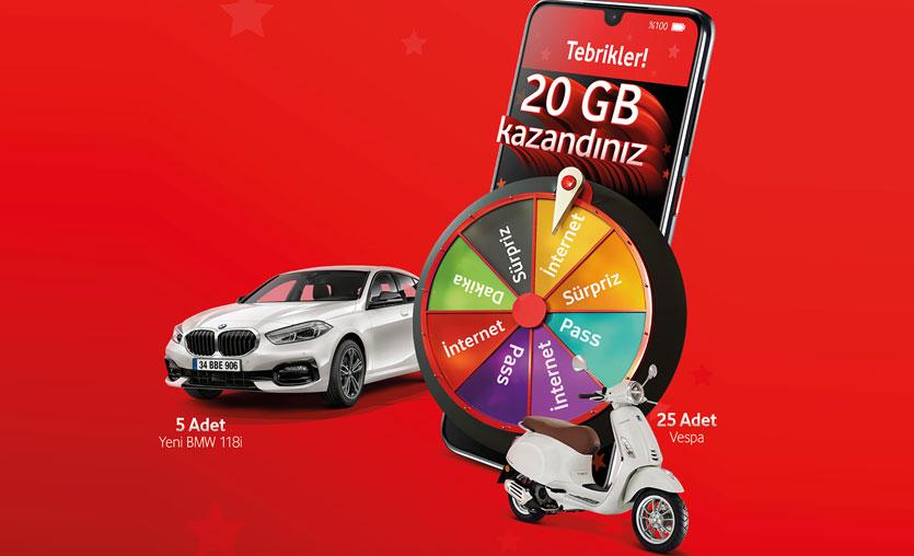 Vodafone Yanımda tüm operatörlere açılıyor