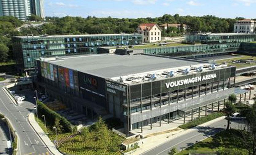 Volkswagen Arena ajansını seçti