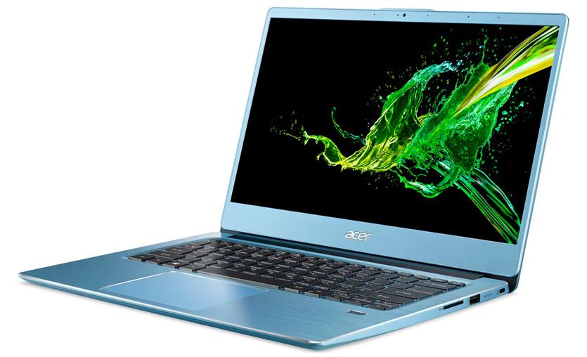 AMD Ryzen işlemcili Acer Swift 3 Türkiye'de ilk kez satışa sunuldu