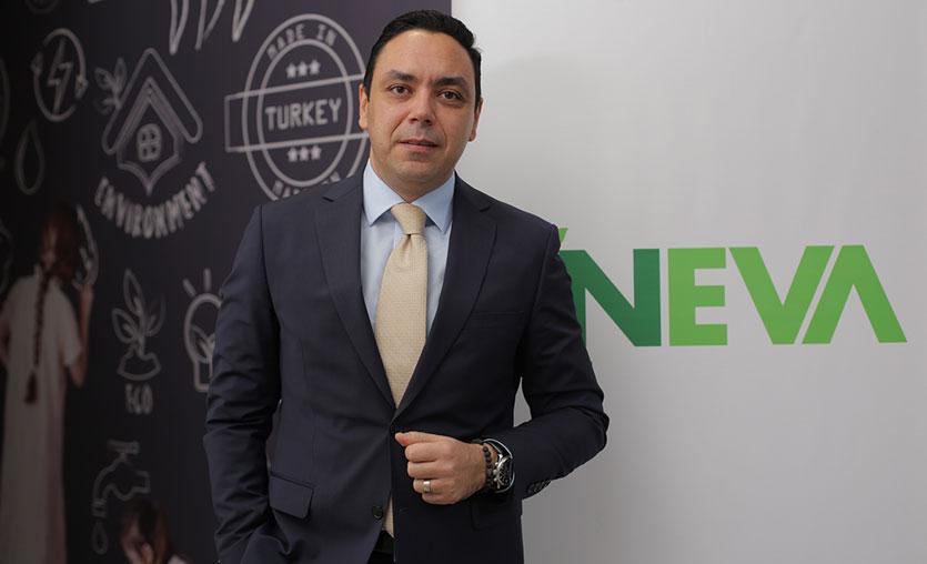 INEVA Çevre Teknolojileri'ne yeni genel müdür