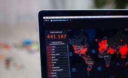 Türkiye'de coronavirus salgınını takip edebileceğiniz internet sitesi