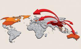 Türkiye'de de görülen Coronavirüsü hangi ülkeleri etkiliyor? (İnteraktif harita)
