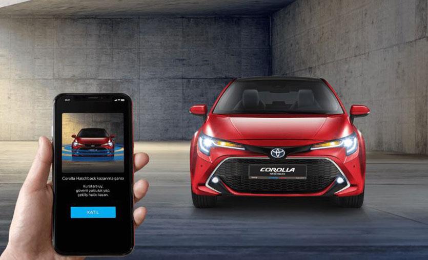 Yandex Navigasyon ve Toyota'dan araba ödüllü kampanya