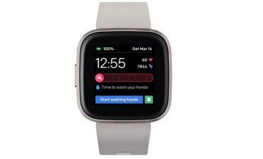 Fitbit'ten el temizliği için ek motivasyon