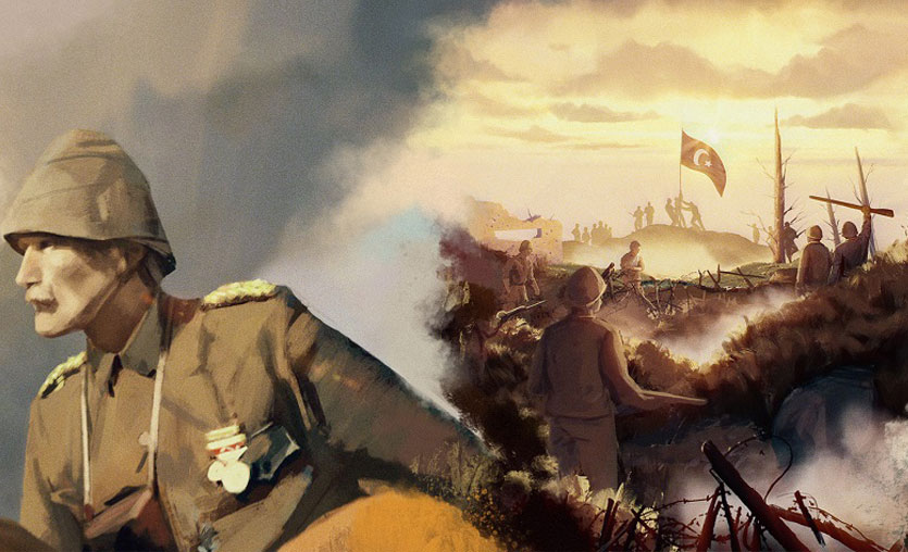 Turkcell'den 18 Mart Çanakkale Zaferi filmi