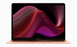 Apple, yeni Macbook Air modelini tanıttı