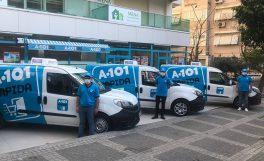 """A101 de eve siparişe başladı: """"A101 Kapıda"""""""