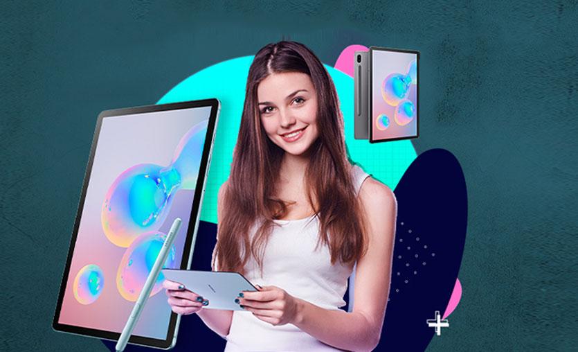 Samsung'tan öğrencilere özel Galaxy Tab S6 hediyeli yarışma