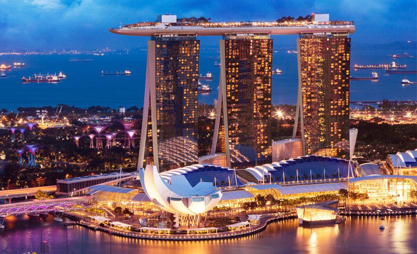 Girişimci ülkeler: Bölüm 3 - Singapur
