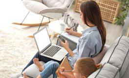 Küçük çocuğu olan ebeveynler için evden çalışmak ne kadar verimli? [Araştırma]