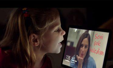 Samsung'tan beraber olmanın önemine dikkat çeken reklam filmi