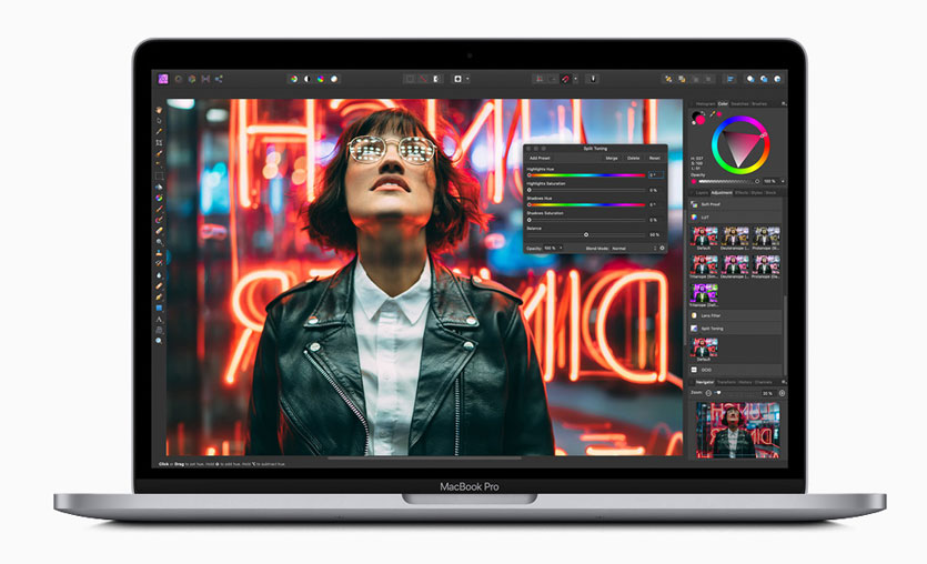 13 inçlik yeni MacBook Pro tanıtıldı