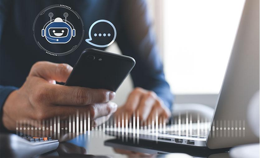 Covid-19 etkisi ile chatbot kullanımı bankacılıkta 5 kat, e-ticarette 2 kat arttı
