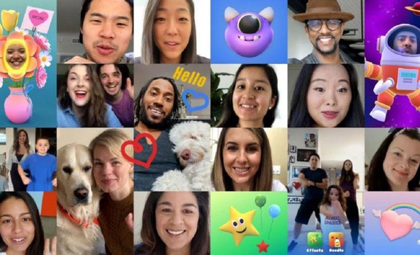 Google Duo'ya aile modu özelliği eklendi