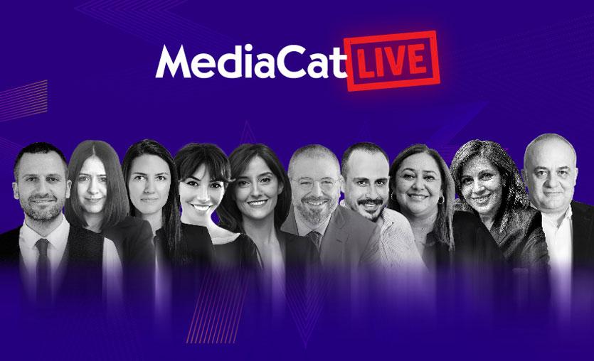 """MediaCat Live """"çalışmanın geleceğini"""" odağına taşıyor"""
