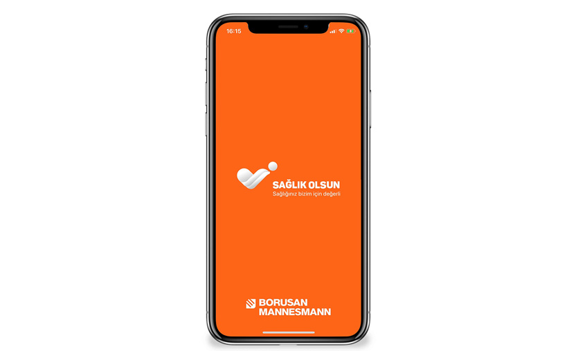 Borusan Mannesmann'dan çalışanlarını salgından korumak için mobil uygulama