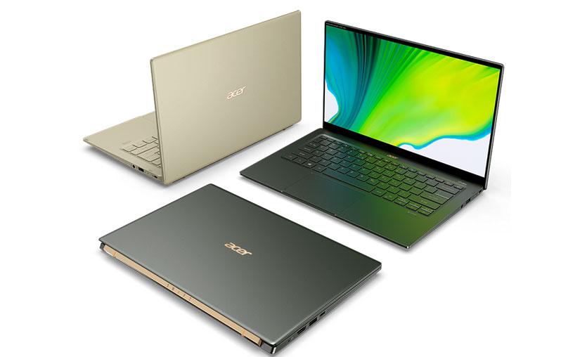Yeni Acer Swift 5 tanıtıldı