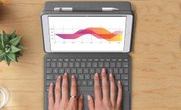 Logitech'ten iPad için yeni klavye: Combo Touch