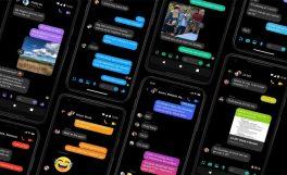 """Facebook """"Karanlık Mod"""" özelliği şimdi mobilde"""