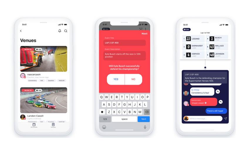 Facebook'tan yeni nesil canlı yayın uygulaması: Venue