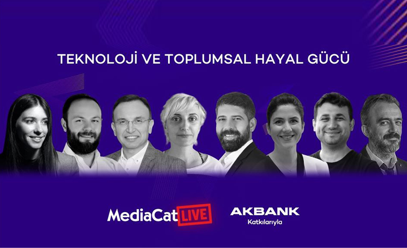 MediaCat Live: Teknoloji ve toplumsal hayal gücü