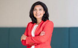 Bosch'un yönetim kurulunda ilk kadın, Filiz Albrecht