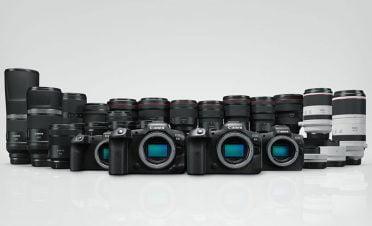 Canon'dan EOS serisine 4 yeni lens