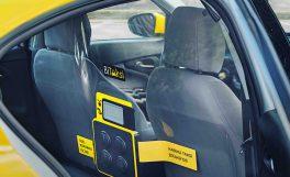 Türkiye'de kabinli taksi dönemi başladı