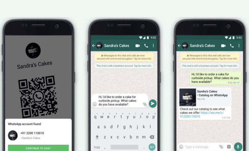 WhatsApp'a QR Kod entegrasyonu geldi