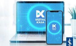 İş Bankası'ndan depolama uygulaması: Dijital Kasa