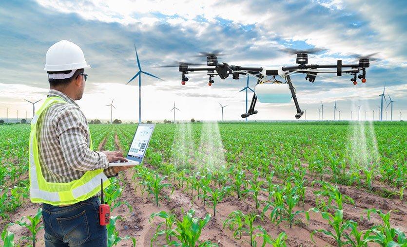 Tarımın geleceğinde teknolojinin yeri