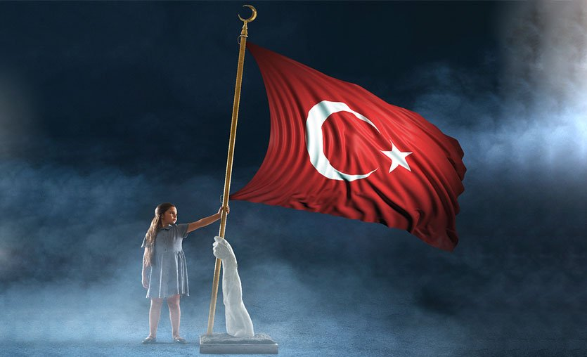 Turkcell'den 30 Ağustos'a özel proje: Bayrağı Devral